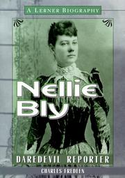 NELLIE BLY by Charles Fredeen