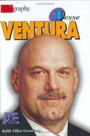 JESSE VENTURA by Keith Elliot Greenberg