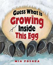 GUESS WHAT IS GROWING INSIDE THIS EGG by Mia Posada