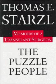 THE PUZZLE PEOPLE by Thomas Starzl