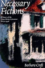 NECESSARY FICTIONS by Barbara Croft