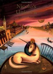 NICOLO'S UNICORN by Sylvaine Nahas
