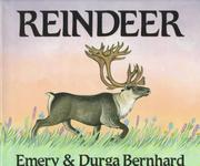 REINDEER by Emery Bernhard