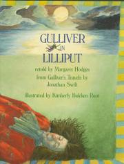 Cover art for GULLIVER IN LILLIPUT