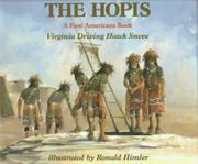 THE HOPIS by Virginia Driving Hawk Sneve