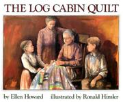 Cover art for THE LOG CABIN QUILT