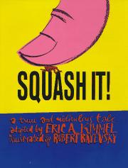 Book Cover for SQUASH IT!