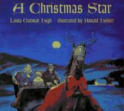 A CHRISTMAS STAR by Linda Oatman High