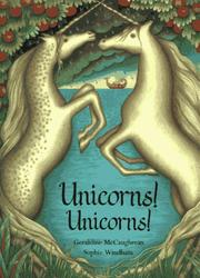 UNICORNS! UNICORNS! by Geraldine McCaughrean