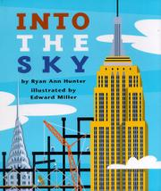 Cover art for INTO THE SKY