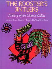 Cover art for THE ROOSTER'S ANTLERS