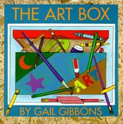 Book Cover for THE ART BOX