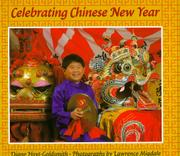 Cover art for CELEBRATING CHINESE NEW YEAR