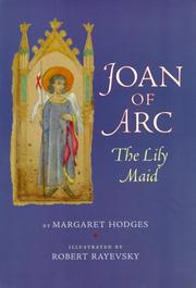 JOAN OF ARC by Margaret Hodges