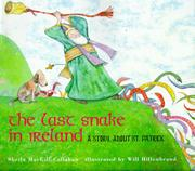 THE LAST SNAKE IN IRELAND by Sheila MacGill-Callahan