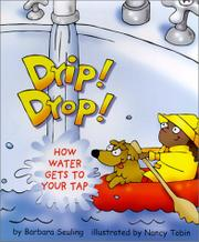 Book Cover for DRIP! DROP!