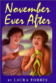 NOVEMBER EVER AFTER by Laura Torres