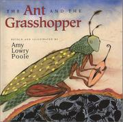 THE ANT AND THE GRASSHOPPER by Amy Lowry Poole