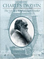 Book Cover for CHARLES DARWIN