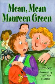 MEAN, MEAN MAUREEN GREEN by Judy Cox