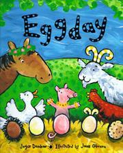 EGGDAY by Joyce Dunbar
