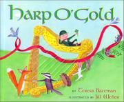 HARP O'GOLD by Teresa Bateman
