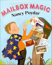 MAILBOX MAGIC by Nancy  Poydar