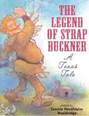 Cover art for THE LEGEND OF STRAP BUCKNER