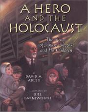 Book Cover for A HERO AND THE HOLOCAUST