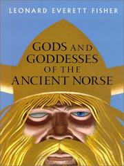 Book Cover for GODS AND GODDESSES OF THE ANCIENT NORSE