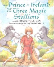 Book Cover for THE PRINCE OF IRELAND AND THE THREE MAGIC STALLIONS