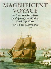 MAGNIFICENT VOYAGE by Laurie Lawlor