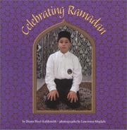 CELEBRATING RAMADAN by Diane Hoyt-Goldsmith