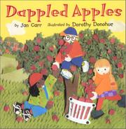 Cover art for DAPPLED APPLES