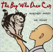 Book Cover for THE BOY WHO DREW CATS
