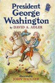 Cover art for PRESIDENT GEORGE WASHINGTON
