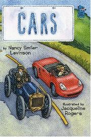 CARS by Nancy Smiler Levinson