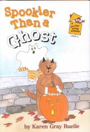 Cover art for SPOOKIER THAN A GHOST