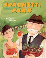 Book Cover for SPAGHETTI PARK