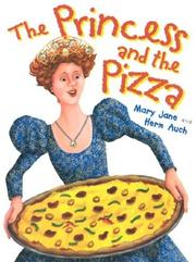 Cover art for THE PRINCESS AND THE PIZZA