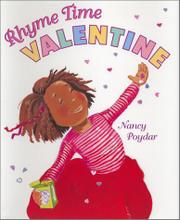 Book Cover for RHYME TIME VALENTINE