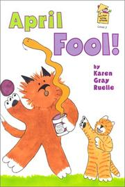 APRIL FOOL! by Karen Gray Ruelle
