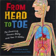 FROM HEAD TO TOE by Barbara Seuling