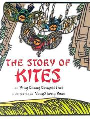 Cover art for THE STORY OF KITES