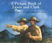 Cover art for A PICTURE BOOK OF LEWIS AND CLARK