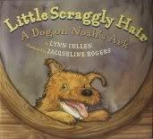 LITTLE SCRAGGLY HAIR by Lynn Cullen