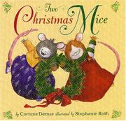 TWO CHRISTMAS MICE by Corinne Demas