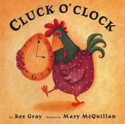 Book Cover for CLUCK O'CLOCK
