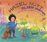Book Cover for HAZEL NUTT, ALIEN HUNTER