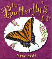 Book Cover for IT'S A BUTTERFLY'S LIFE
